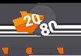 Vingt Quatre-vingts Logo